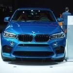Фото дебюта BMW X5 M и BMW X6 M