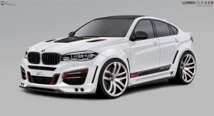 новый BMW X6 от TopCar