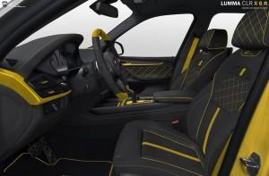 салон BMW X6 от TopCar
