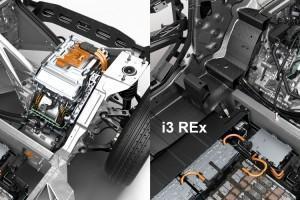 скрывает BMW i3 REx сравнение