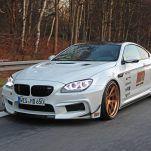 Отличный тюнинг новой BMW 6-ой серии купе(+фото)