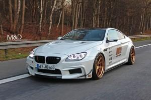 тюнинг новой BMW 6-ой серии купе