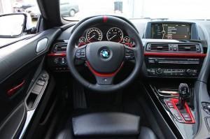 тюнинг салона BMW 6-ой серии