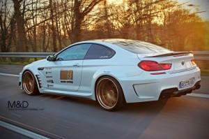 тюнинг BMW 6-ой серии купе