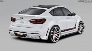 тюнинг BMW X6 от TopCar