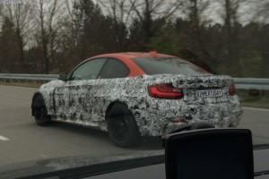 фотографии BMW M2 F87