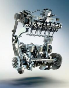 BMW 2 новый двигатель