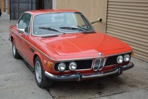 BMW 2800CS 1970 года