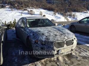 BMW 7 серии 2016 года