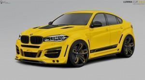 BMW X6 от TopCar
