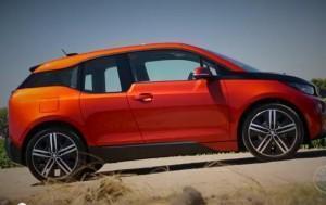 обзор нового BMW i3