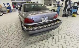 гараж BMW M