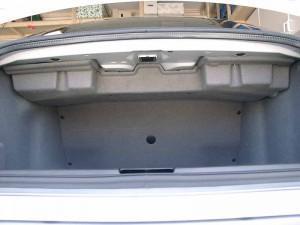 bmw e39 вид с багажника
