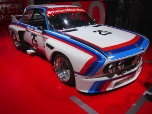 гоночный BMW 3.0 CSL