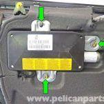 Инструкция по замене стеклоподъемника и моторчика на BMW X5(+фото, передняя дверь)