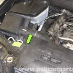 Как заменить датчик расхода воздуха на BMW E53(M62)