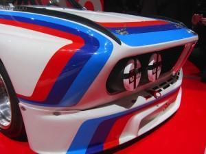 спереди BMW 3.0 CSL