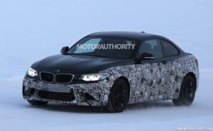 фото BMW M2 купе нового