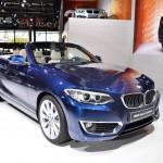 BMW 2 серии кабриолет доступен в Австралии