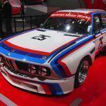 Легендарная BMW 3.0 CSL показана в Детройте