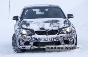 BMW M2 камуфляж фото