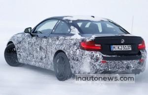 BMW M2 2016 купе