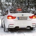 Фотографии и информация о прототипе BMW M4 GTS