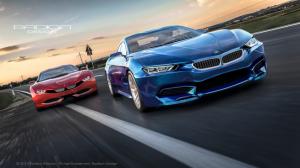 BMW M8 или BMW M9