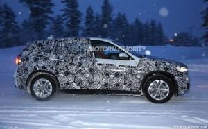 BMW X1 2016 года прототип