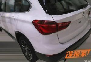 BMW X1(F48) 2016 дизайн фар