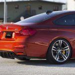 Новая выхлопная система от Remus для BMW M3/M4