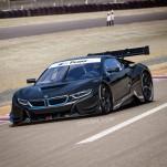 Новые детали и фото BMW i8 GT3(от художника)