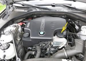 фильтра bmw n20 мотора