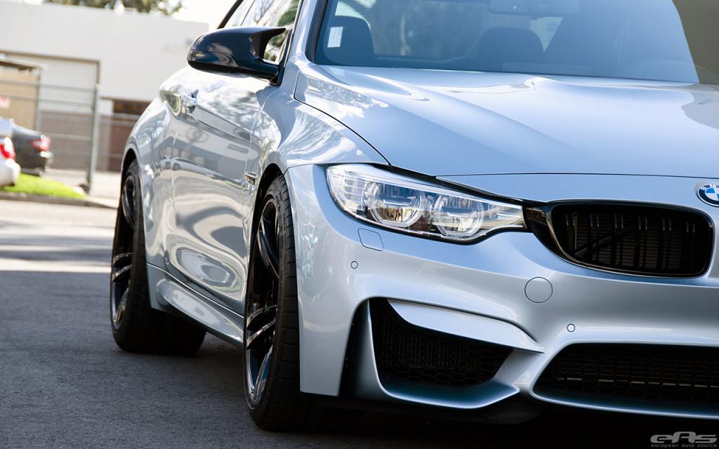 F82 BMW M4 новая фара