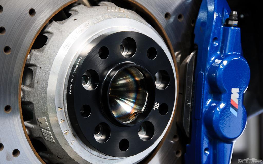 F82 BMW M4 тюнинг диск