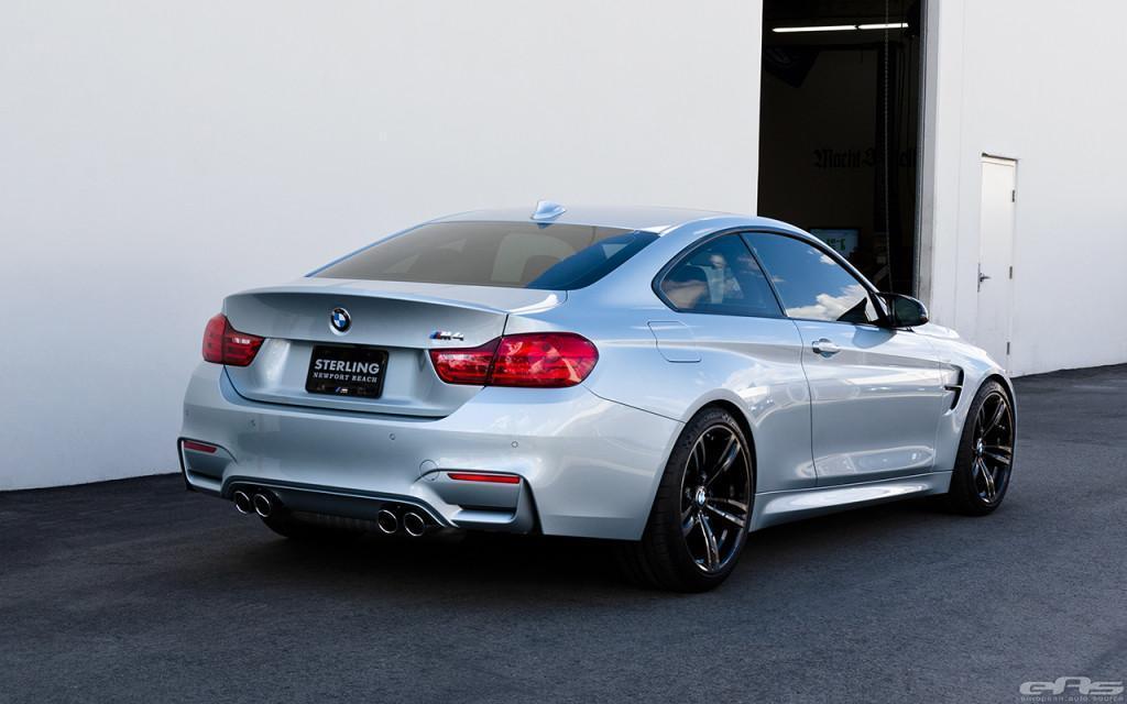 F82 BMW M4 улучшеная