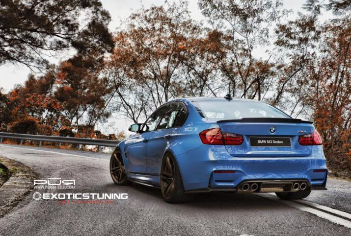 BMW F80 M3 тюнинг