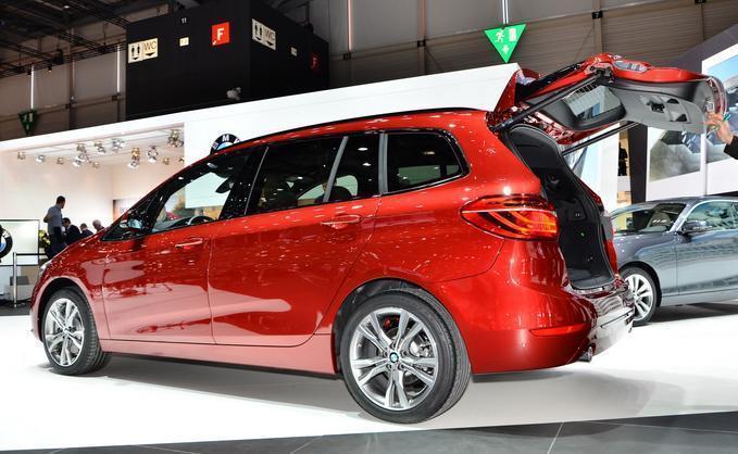дебют BMW 2-серии Gran Tourer