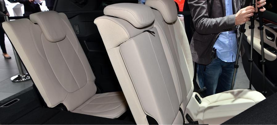 сидения BMW 2-серии новый