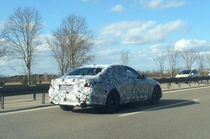 фото BMW 5 серии гибрида