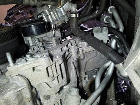 крепления коллектора E66