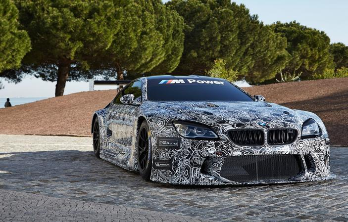новый M6 GT3