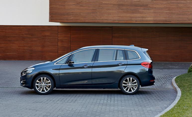 дизайн BMW 220d