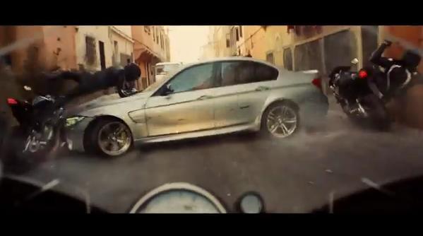 Разбили BMW M3 в новом фильме: Миссия невыполнима