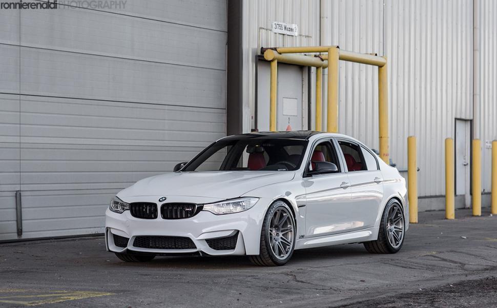 F80 BMW тюнинг колес
