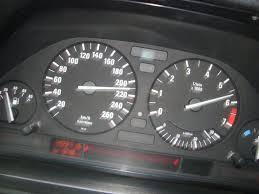 спидометр на BMW E34