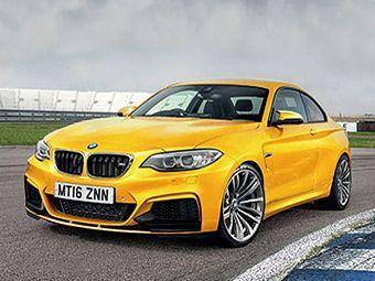 Стартовая цена новой BMW M2 купе: € 54.000 в Германии