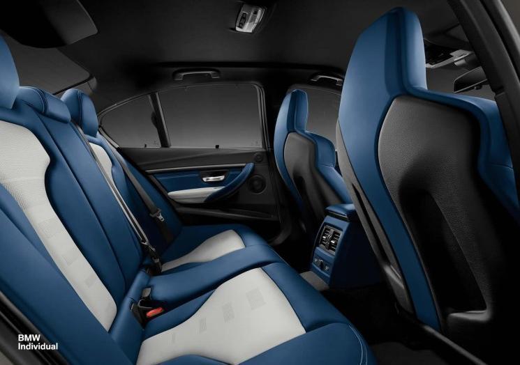Фотографии BMW F80 M3 сделаным по Individual Program
