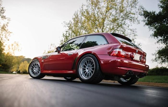 новый BMW M