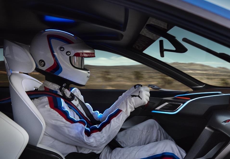 спорт комбинезон BMW и PUMA